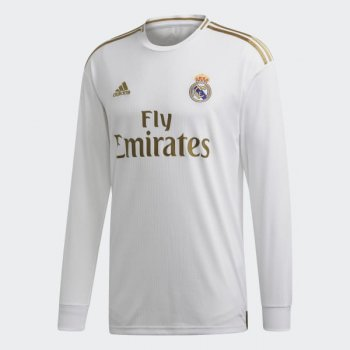 Adidas Real Madrid 19/20 (H) JSY LS DZ0439