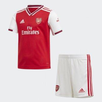 Adidas Arsenal FC 19/20 (H) Mini Kit EH5652