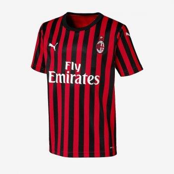 Puma AC Milan 19/20 (H) S/S Replica Boy 75586101
