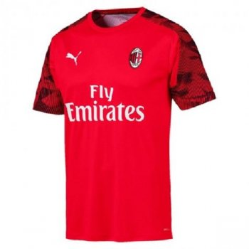 Puma AC Milan 19/20 Training Jersey S/S 75614101