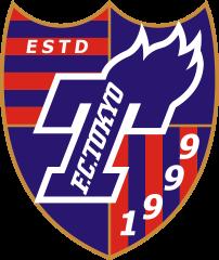 FC TOKYO FC東京 19 Nameset