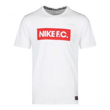 NIKE FC DRY TEE AH9662-100 WHITE