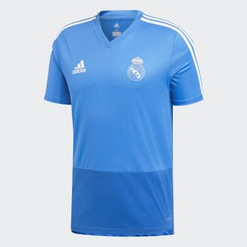 Adidas Real Madrid Training Jersey DZ9316