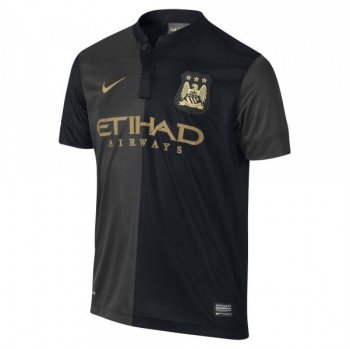 NIKE  MAN CITY 13/14 (A) KIDS SHIRT 574865-011