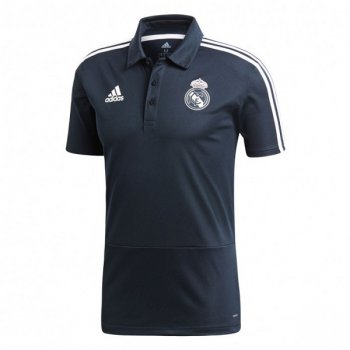 Adidas Real Madrid 18/19 Polo Shirt CW8641