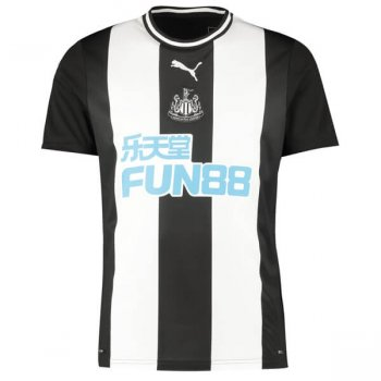 PUMA Newcastle United 19/20 (H) S/S JSY 756297 01 with Nameset