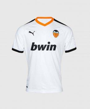 PUMA Valencia FC 19/20 (H) S/S JSY 756180 01