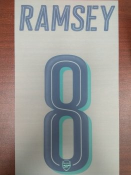 ARSENAL FC 18/19 3RD A BLK #8 RAMSEY