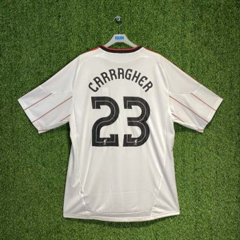 Adidas Liverpool FC 10/11 (AWAY) S/S JSY P96744 w/ Nameset(#23 CARRAGHER)