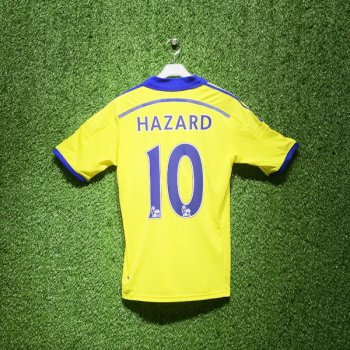 Adidas Chelsea 14/15 (A) S/S M37745 With Nameset (#10 HAZARD)