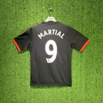 Adidas Manchester United 15/16 (3rd) S/S AC1445 With Nameset (#9 MARTIAL)