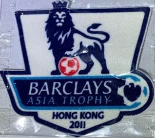 EPL 2011 HK STANDARD PLAYER BADGE