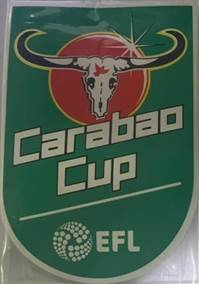EFL 2018+ CARABAO CUP PATCHES