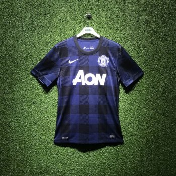 Nike Manchester United 13/14 (A) S/S 532838-411 With EPL Nameset