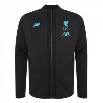 NB Liverpool 19/20 Game Jacket BLACK MJ931002PHM