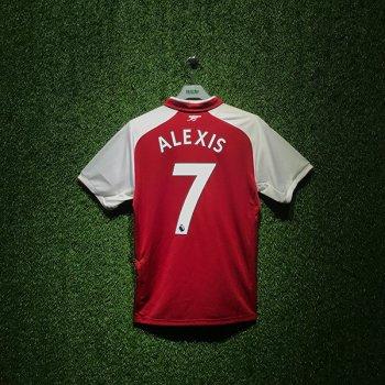 PUMA Arsenal 1112(H)  JSY With Nameset(#7 ALEXIS)