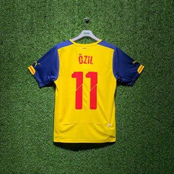 PUMA Arsenal 1415(A)  JSY With Nameset(#11 OZIL)