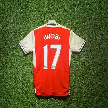 PUMA Arsenal 1617(H)  JSY With Nameset(#17 IWOBi)