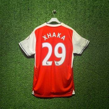 PUMA Arsenal 1617(H)  JSY With Nameset(#29 XHAKA)
