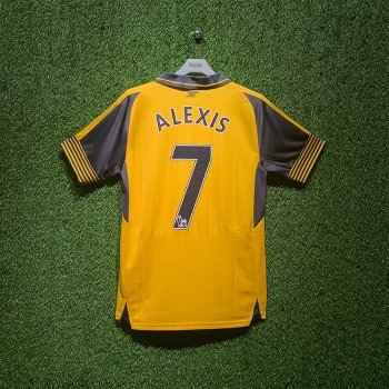 PUMA Arsenal 1617(A) JSY With Nameset(#7 ALEXIS)