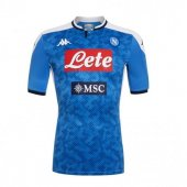 KAPPA SSC NAPOLI 19/20 (Home) 304NW80-900 (Skin Fit) with Nameset
