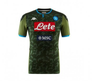 KAPPA SSC NAPOLI 19/20 (Away) 304NWA0-902 (Skin Fit) with Nameset