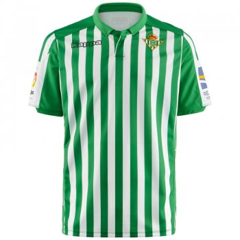 KAPPA REAL BETIS 19/20 (H) with La Liga Badge (Skin Fit)