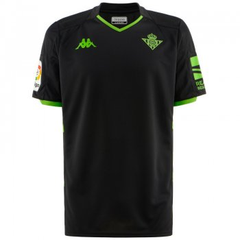 KAPPA REAL BETIS 19/20 Away with La liga Badge (Skin Fit)