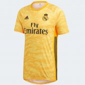 Adidas Real Madrid 19/20 (H) GK S/S DW4438 With UCL Nameset