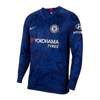 NIKE Chelsea FC 19/20 (H) BRT STAD JSY LS HM AJ5671-495