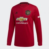 ADIDAS Manchester United FC 19/20 (H) LS JSY DX8954