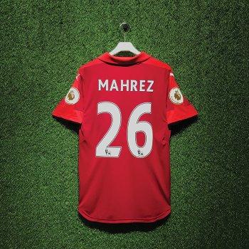 Puma Leicester 16/17 (A) S/S With Nameset(#26 MAHREZ)