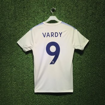 Puma Leicester 17/18 (3rd) S/S With Nameset(#9 VARDY)