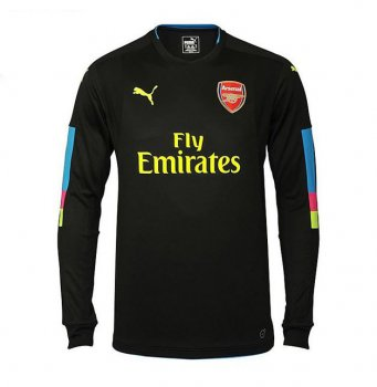 PUMA AFC 16/17 HOME GK SHIRT LS  749706-21 WITH #33 CECH (EPL FONTS)
