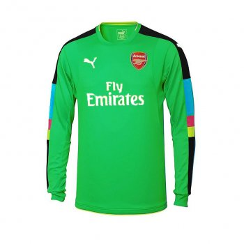 PUMA AFC 16/17 3RD GK SHIRT LS 749706-23 WITH #33 CECH (EPL FONTS)