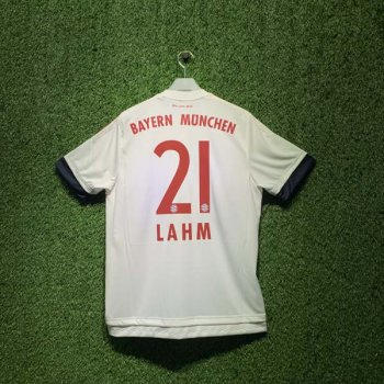 ADIDAS FCB 15/16 AWAY JSY  AH4790 with Nameset (#21 LAHM)