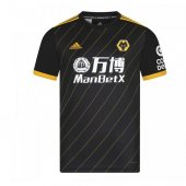 Adidas Wolves 19/20 (A) S/S JSY w/  EPL Printing + EPL Badge - Pre Order
