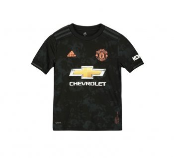 ADIDAS MUFC 19/20 3RD A JSY YOUTH DX8940
