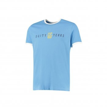 PUMA MCFC 125TH ANN FAN TEE 756425 -01