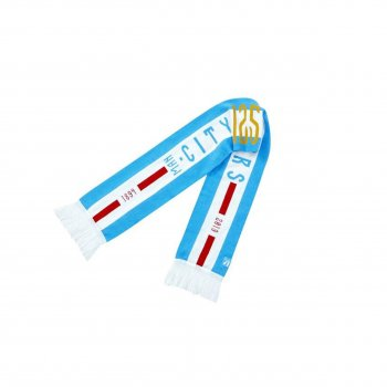 PUMA MCFC 125TH ANN FAN SCARF 053847 -27