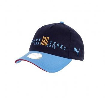 PUMA MCFC 125TH ANIV CAP 022506 25