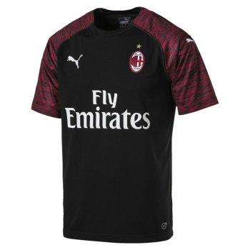 Puma  AC Milan 18/19 (A) S/S Men's Jersey 754428-10 w/ Club Nameset