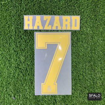 REAL M 19/20 (H/A) GLD #7 HAZARD