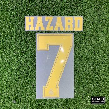 REAL M 19/20 (H/A) GLD #7 HAZARD