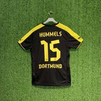 Puma BVB 13/14 (A) S/S With Nameset (#15 HUMMELS)