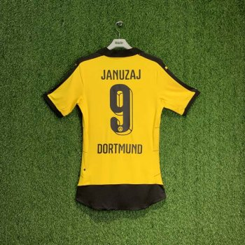 PUMA BVB 15/16 (H) Shirt ACTV AU 747989-01 with Nameset (#9 JANUZAJ)