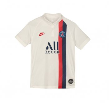 NIKE PSG 19/20 STAD YOUTH JSY SS 3RD AT2636-102