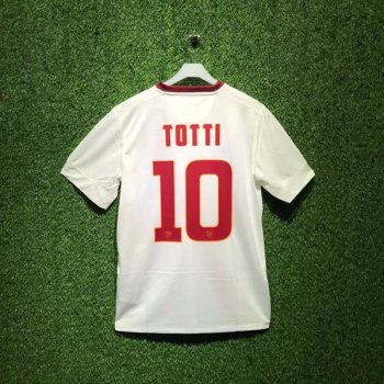 ROMA 14/15 (Away) S/S JSY 635806-106 with Nameset (#10 TOTTI)
