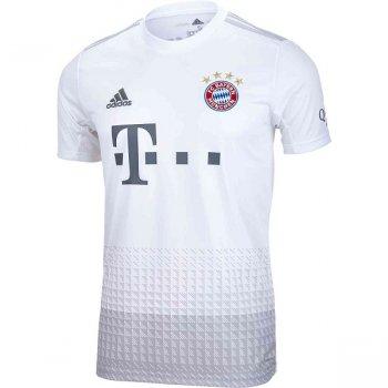 Adidas FC Bayern Munchen 19/20 (A) S/S JSY DW7406 w/ NAMESET