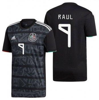 Adidas Mexico 2019 (H) S/S JSY DP0206 with #9 RAUL Nameset